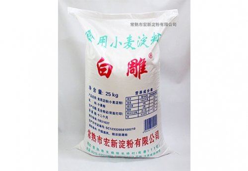 太仓小麦淀粉
